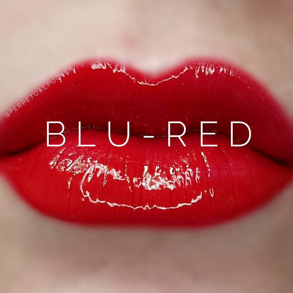 Blu-Red Starter Collection (color, glossy gloss and oops remover) - HoneyLoveBoutique