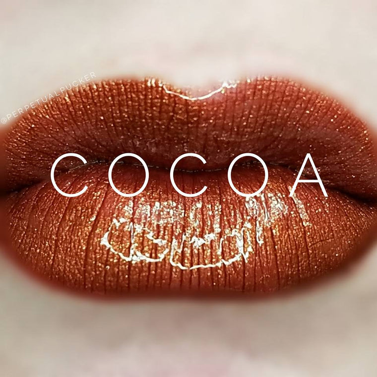 Cocoa Starter Collection (color, glossy gloss and oops remover) - HoneyLoveBoutique