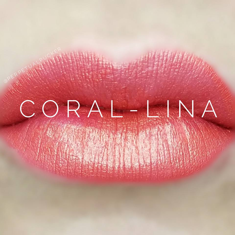 Coral-Lina Starter Collection (color, glossy gloss and oops remover) - HoneyLoveBoutique