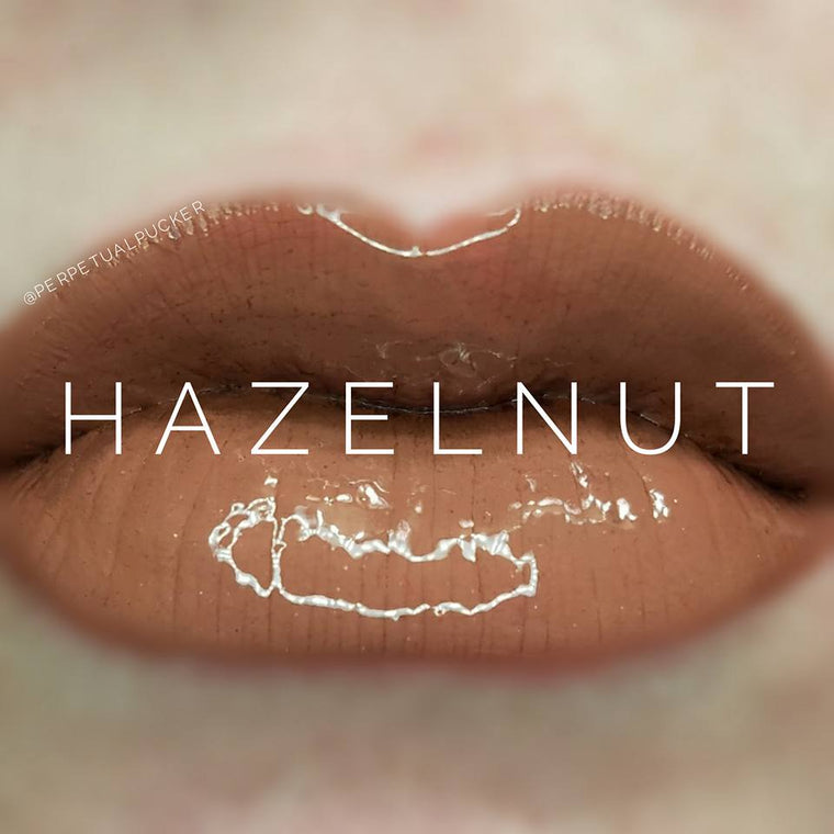 Hazelnut Starter Collection (color, glossy gloss and oops remover) - HoneyLoveBoutique