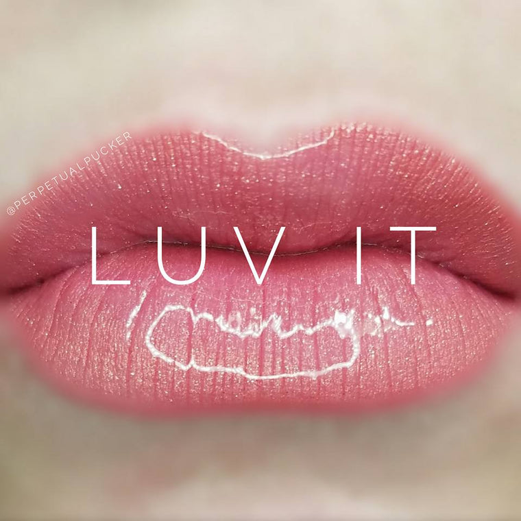 Luv It Starter Collection (color, glossy gloss and oops remover) - HoneyLoveBoutique