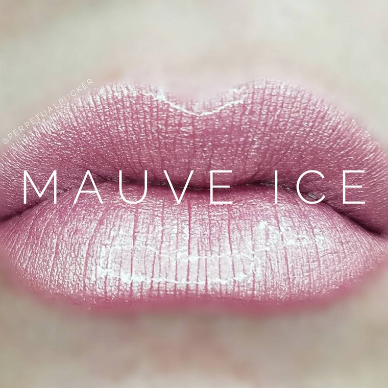 Mauve Ice Starter Collection (color, glossy gloss and oops remover) - HoneyLoveBoutique