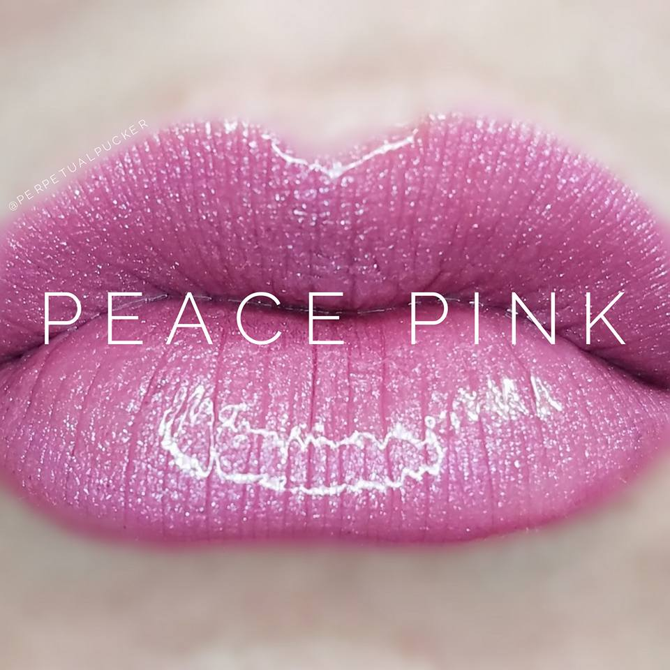 Peace Pink Starter Collection (color, glossy gloss and oops remover) - RARE, DISCONTINUED, UNICORN COLOR! - HoneyLoveBoutique