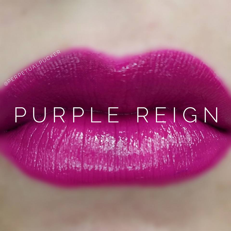 Purple Reign Starter Collection (color, glossy gloss and oops remover)