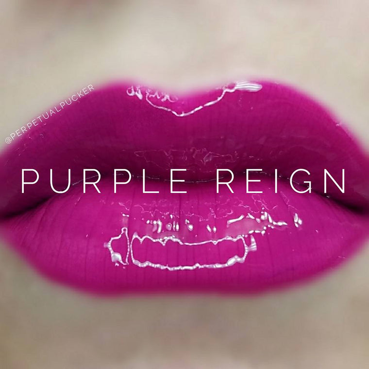 Purple Reign Starter Collection (color, glossy gloss and oops remover) - HoneyLoveBoutique
