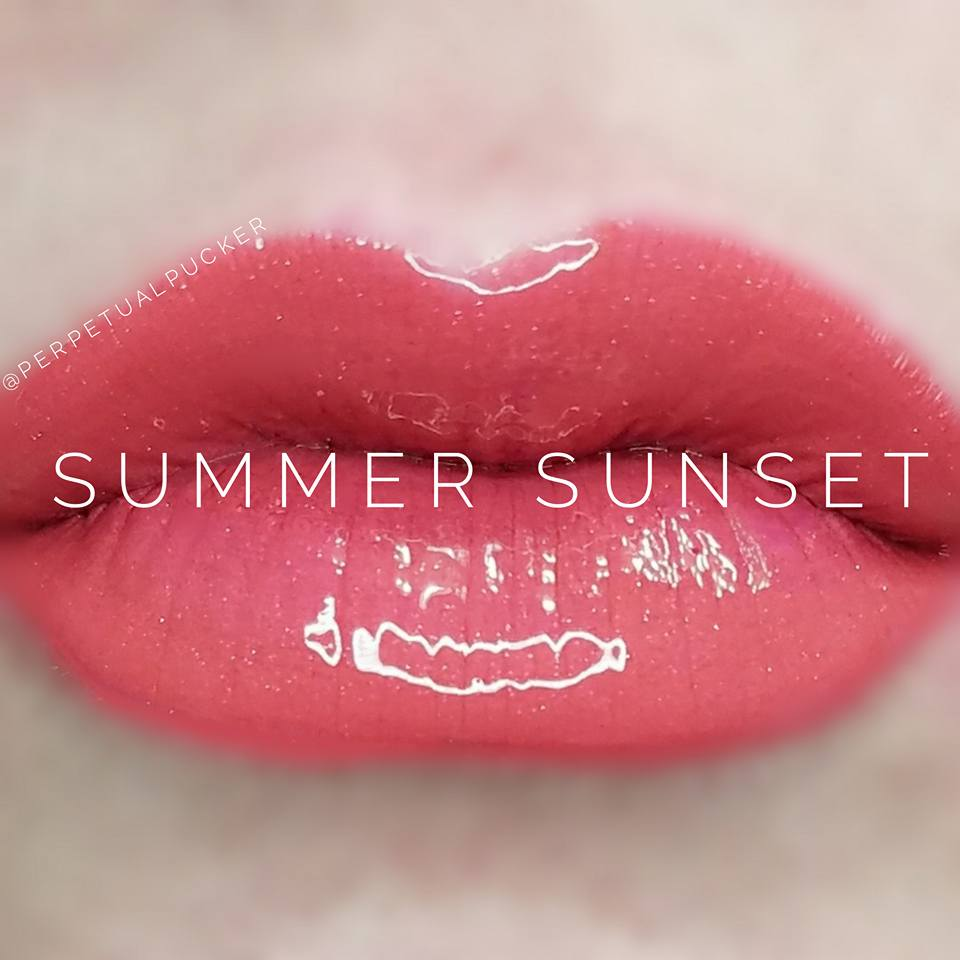 Summer Sunset Starter Collection (color, glossy gloss and oops remover) - HoneyLoveBoutique