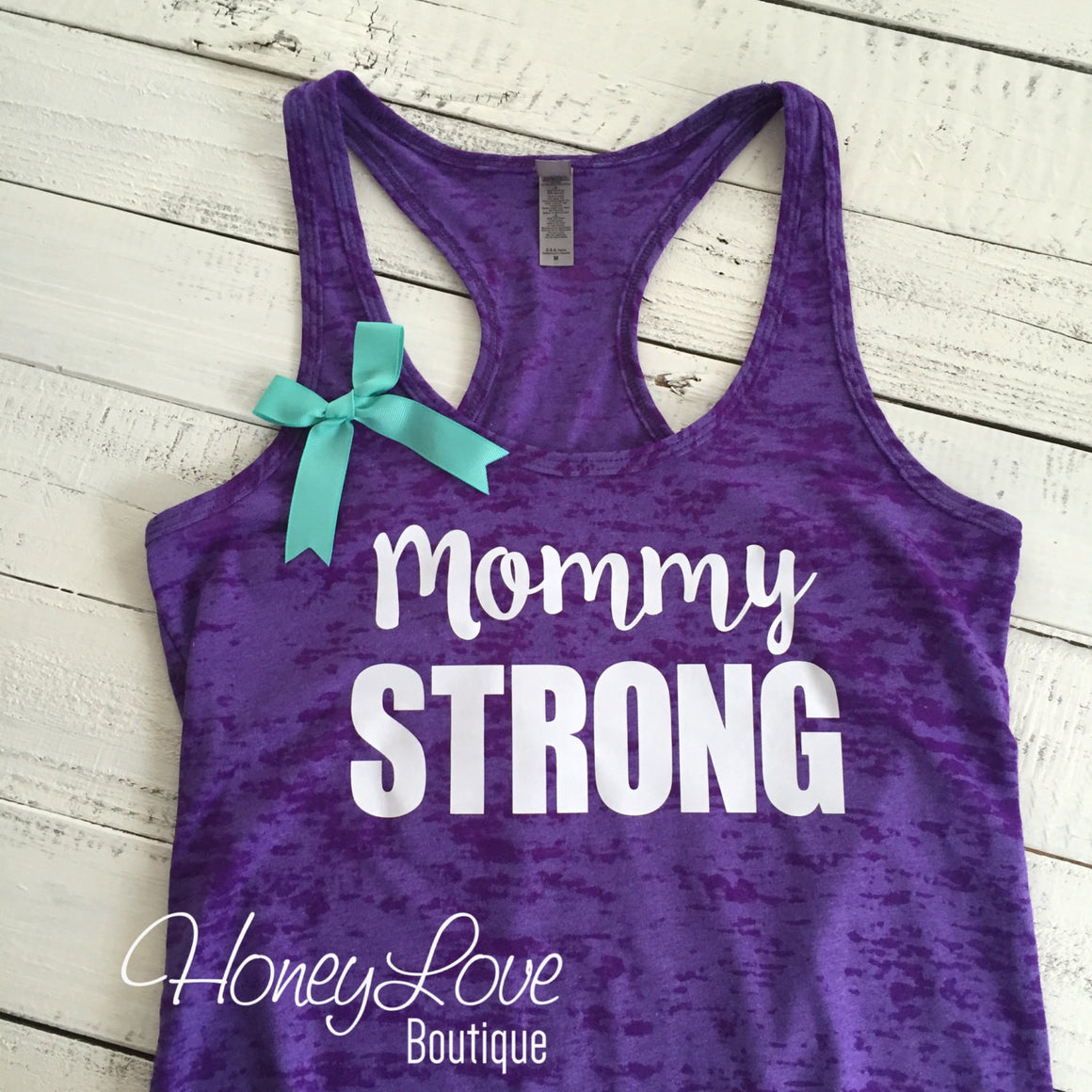 Mommy Strong - HoneyLoveBoutique