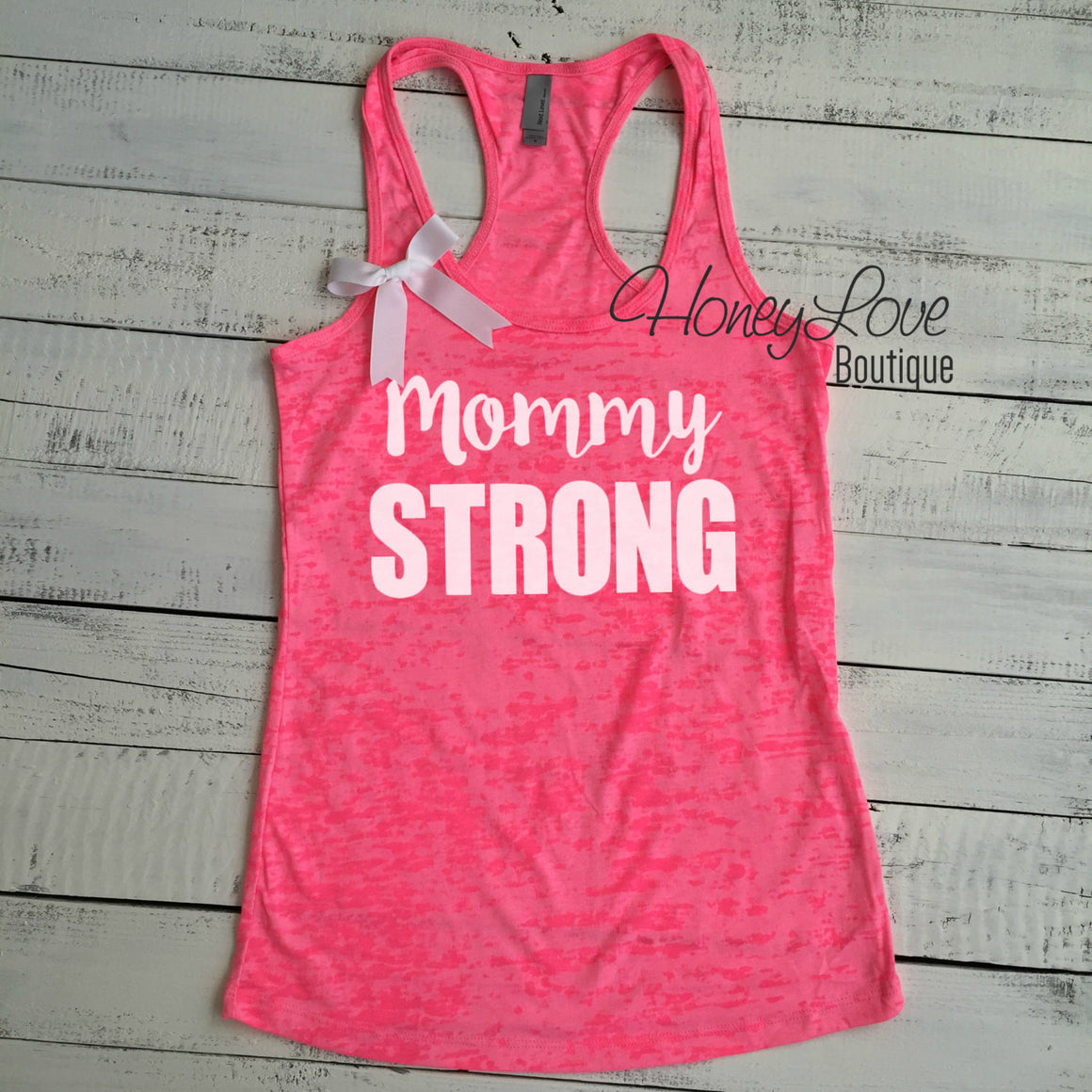 Mommy Strong