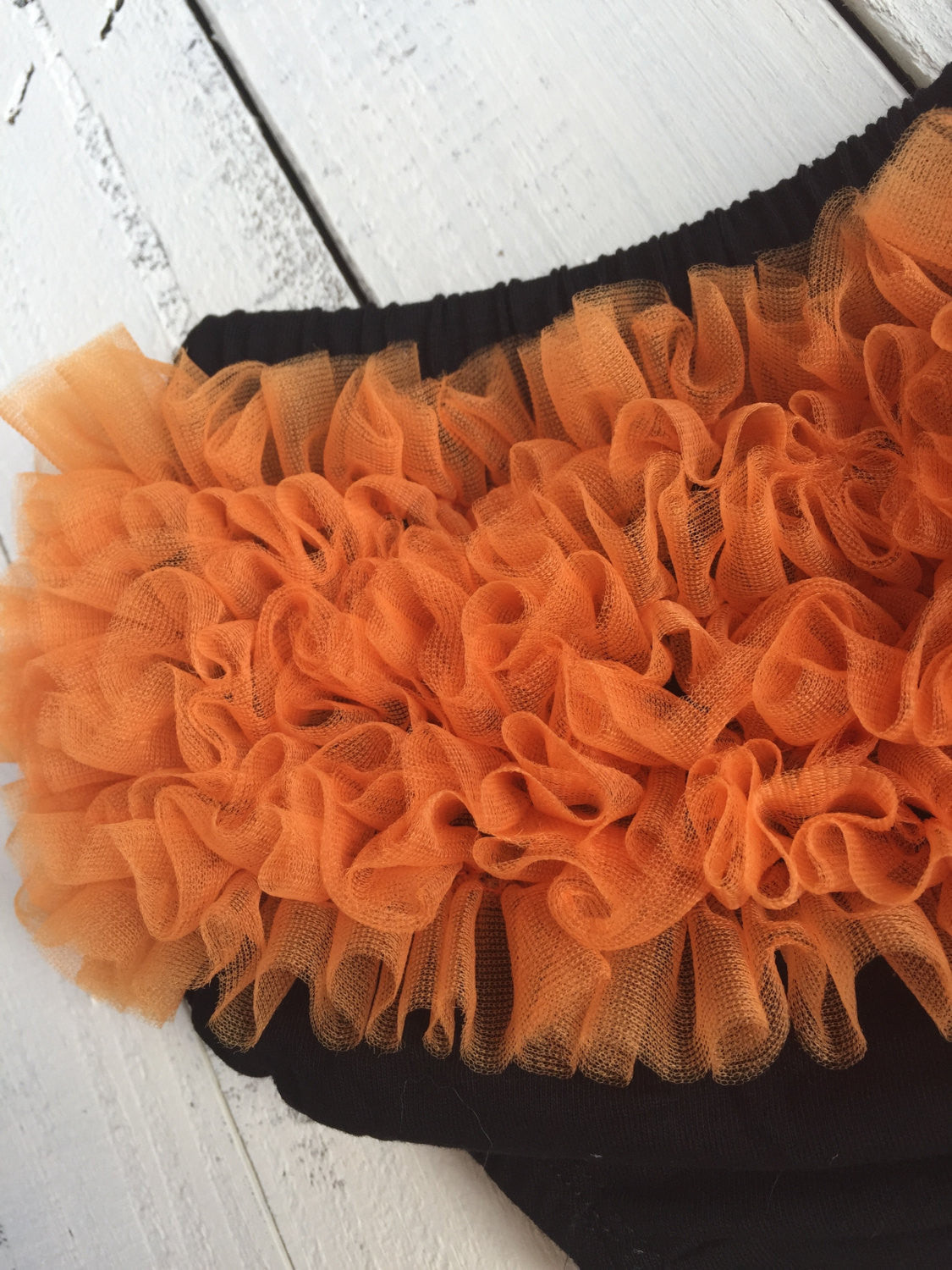 Halloween Bloomers and Headband - HoneyLoveBoutique