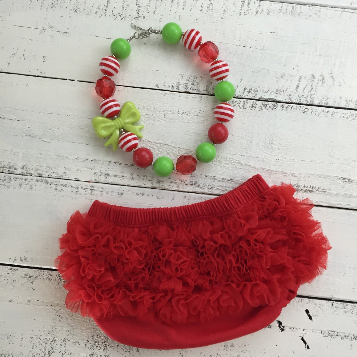 Christmas Outfit Accessories