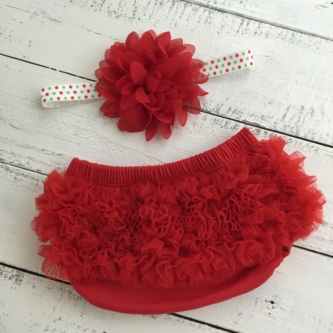 Christmas Outfit Accessories - HoneyLoveBoutique