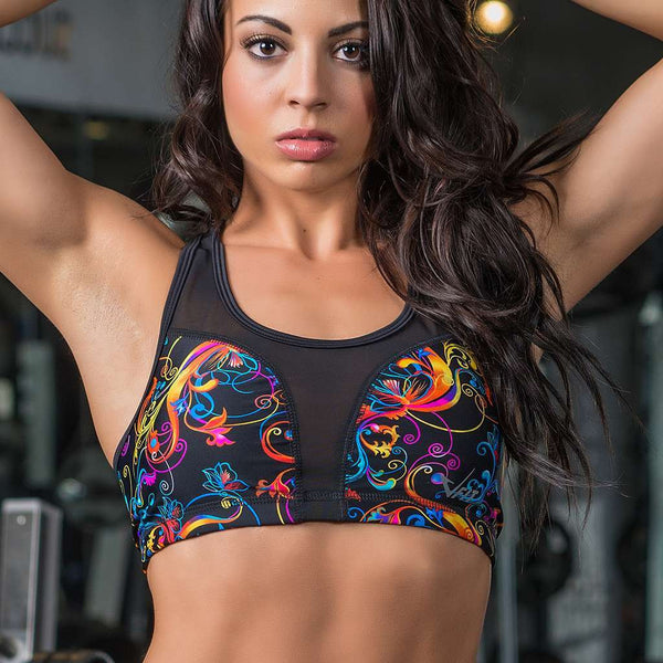 Cosmic Fit Bra Top