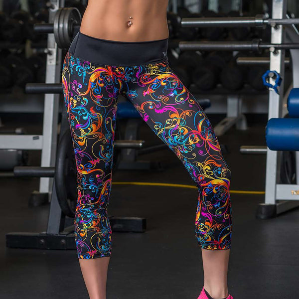 Cosmic Fit Leggings