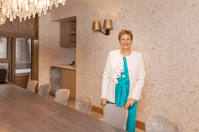 Adding Life to Days – Rhona Baillie Talks About Scotland's Revolutionary New Hospice