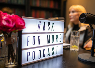 Ask For More Podcast