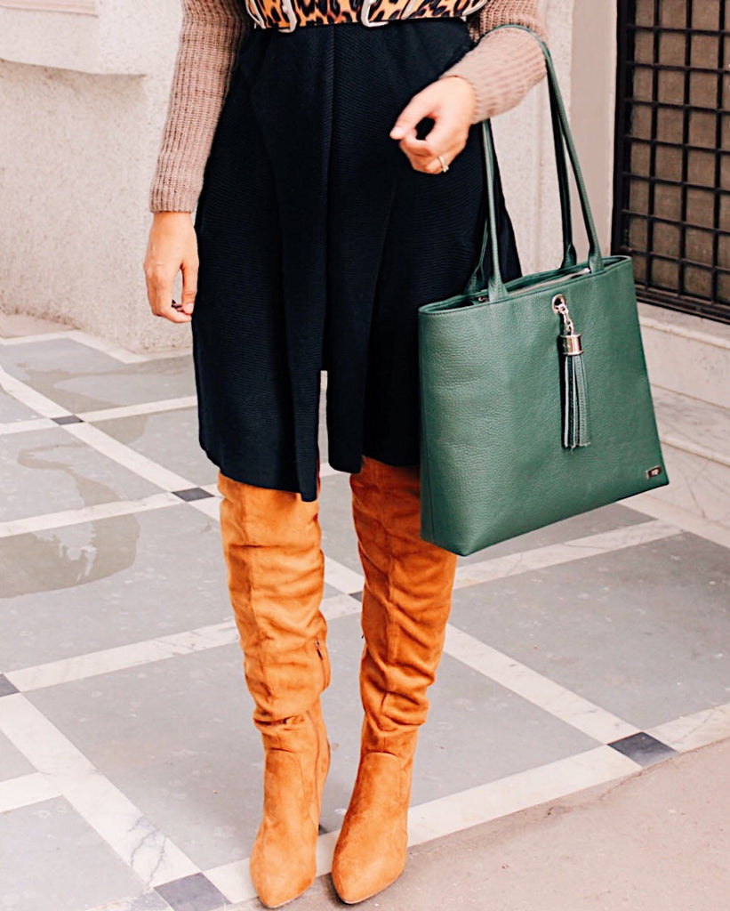 luxury-leather-green-handbag-the-style-tune-bag-blogger-fashion