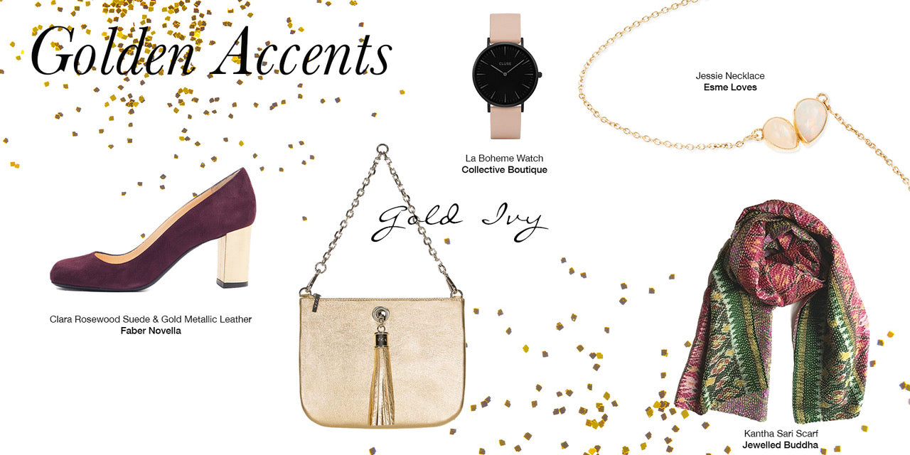 golden accent images of handbags