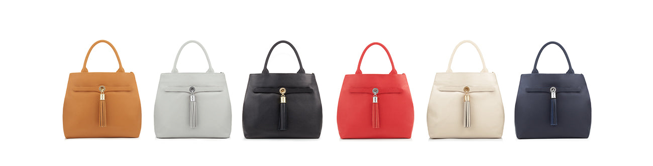 dahlia bloom tote offer