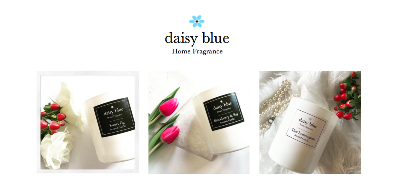 daisy-blue-candles-valentines-day-gift-guide