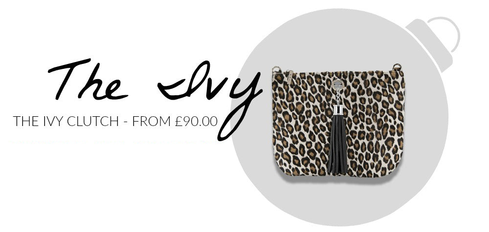The Ivy Clutch