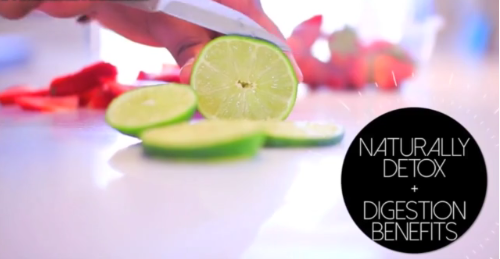 Naturally Detox & Digestion Water Recipes