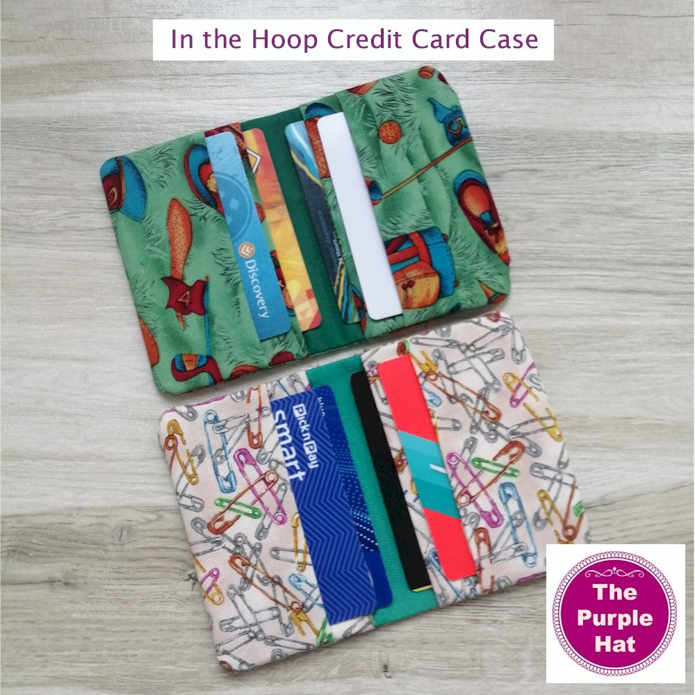 ITH Credit Card Case 5x7