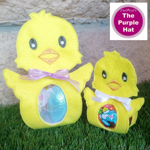 ITH Chick Egg Holder 5x7 6x10