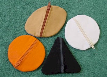 ITH Coin Purses Set 3 Sports 4x4