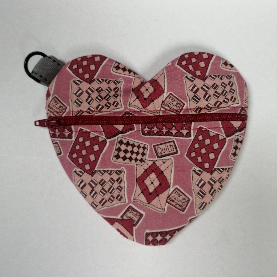 ITH Heart Purse 4x4 5x7 6x10