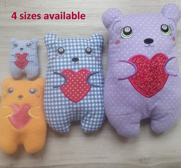 ITH Love Bear 4x4 5x7 6x10 8x12