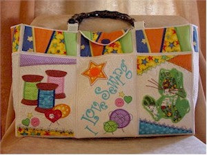 ITH Scraptacular Sewing Bag 5x7