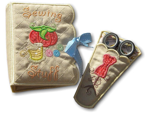 ITH Swirly Sewing Kit 5x7