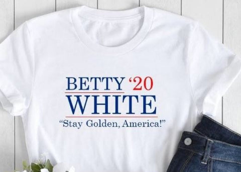 Betty White 2020