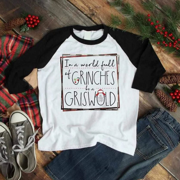 """Be a Griswold"" Shirt"