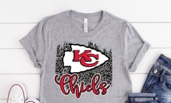 Kansas City Chiefs Leopard
