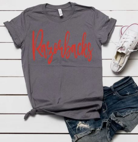 """Razorbacks"" T-Shirt"