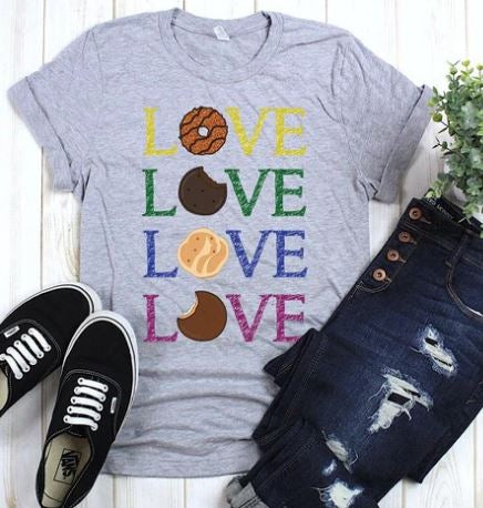 """Girl Scout Cookie"" YOUTH T-Shirt"
