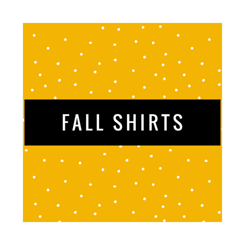 Fall Tees (S-XL)
