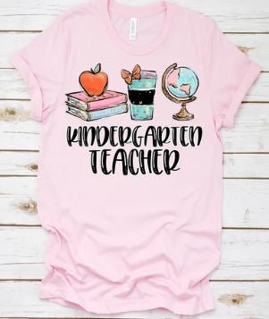 """Kindergarten Teacher"" Shirt"