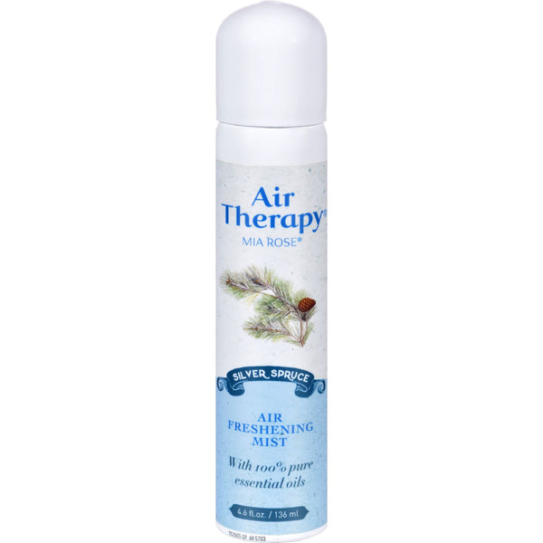 Air Therapy Spray Silver Spruce - 4.6 fl oz - Botanicals and Herbs - Nature's Batch