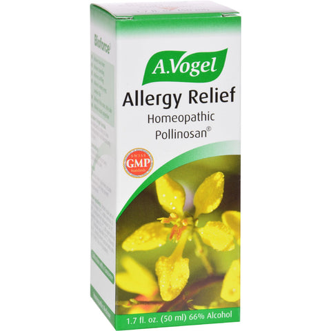 A Vogel Allergy Relief - 1.7 oz - Homeopathic - Nature's Batch