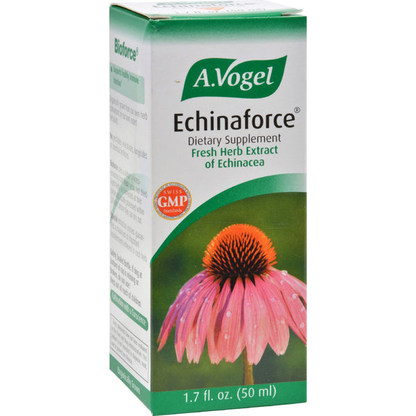 A Vogel Echinaforce - 1.7 fl oz - Botanicals and Herbs - Nature's Batch