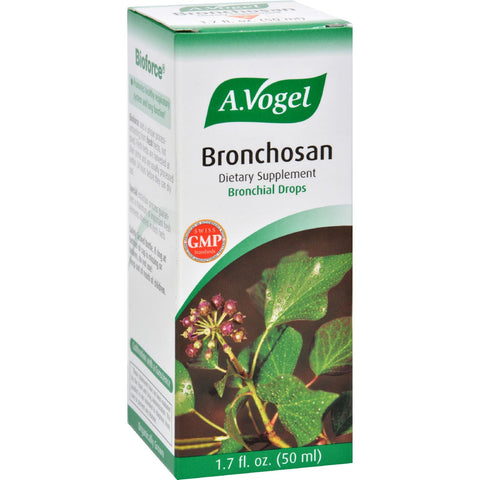 A Vogel Bronchosan Liquid - 1.7 oz - Health Supplements - Nature's Batch