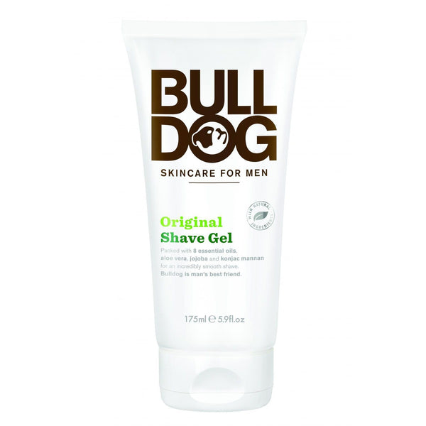 Bulldog Natural Skincare Shave Gel - Original - 5.9 oz