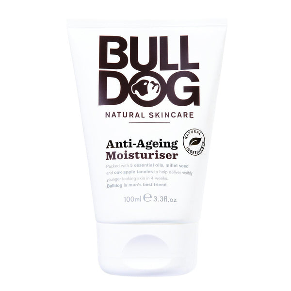 Bulldog Natural Skincare Moisturiser - Anti Ageing - 3.3 oz