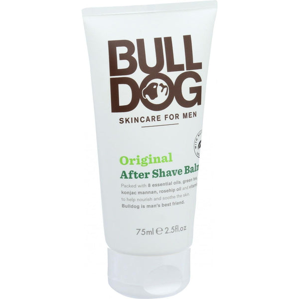 Bulldog Natural Skincare After Shave Balm - Original - 2.5 oz