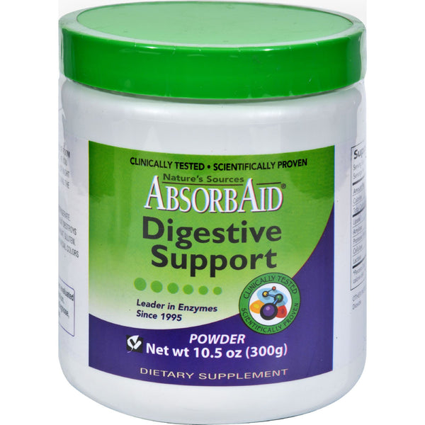 AbsorbAid Powder - 300 g - Health Supplements - Nature's Batch