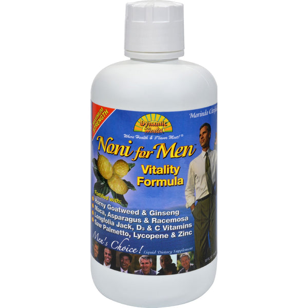 Dynamic Health Noni for Men Vitality Formula - 32 fl oz
