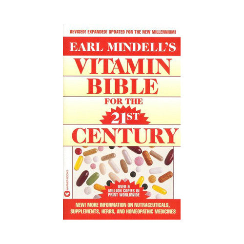 Vitamin Bible - Books - All Publisher Titles, Household