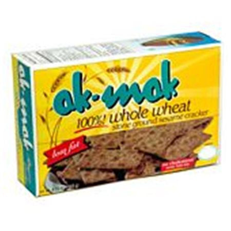Ak Mak Bakeries Sesame Crackers - Armenian - 2 pack - case of 180 - Food and Beverage - Nature's Batch